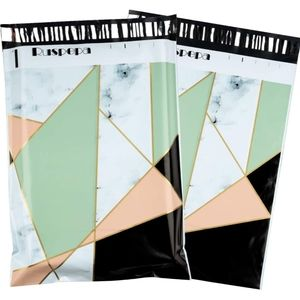 Poly Mailers 10 x 13 inches Geometric